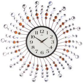 Часы настенные кварцевые диаметр=60 см (кор=6шт.)-207-335