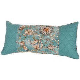 Декоративная подушка стеганая