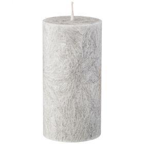 Свеча ароматическая стеариновая столбик высокий land диаметр 6 см высота 12 см-348-783