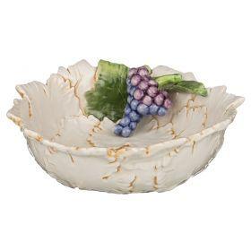 Блюдо гроздья винограда диаметр=27 см.высота=9 см.