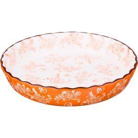 Блюдо для запекания диаметр=27 см. высота=5 см.-536-187