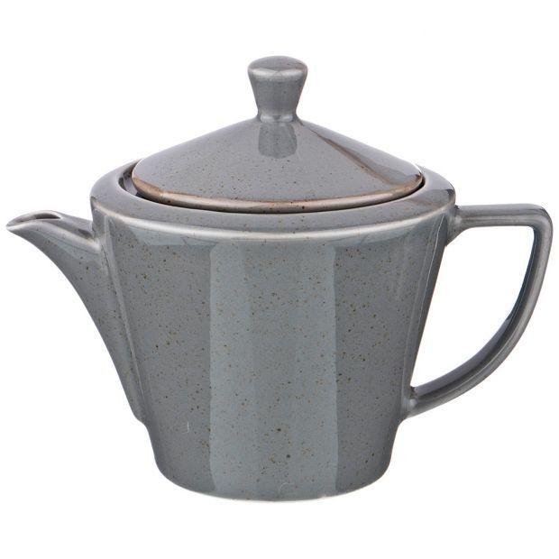 Чайник seasons 500 мл цвет темно-серый (кор=6шт.)-664-203