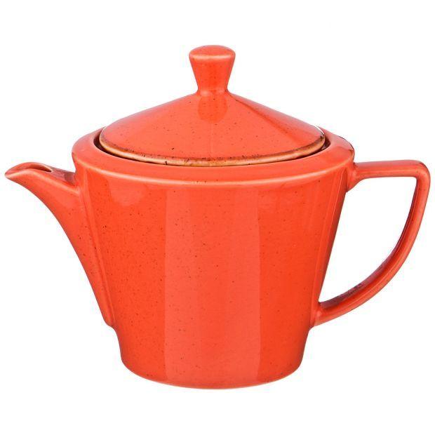 Чайник seasons 500 мл цвет оранжевый (кор=6шт.)-664-202