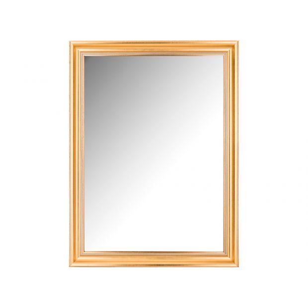 Зеркало 70х50 см. в багетной раме 80х60 см-575-912-70