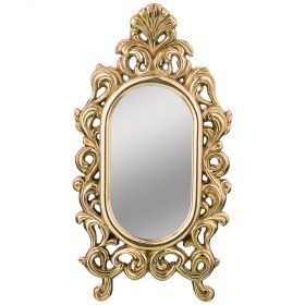 Зеркало настольное 23х12 см зеркало-12х7 см-646-085