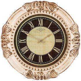 Часы настенные кварцевые диаметр 62 см диаметр циферблата 41 см (кор=6шт.)-207-301
