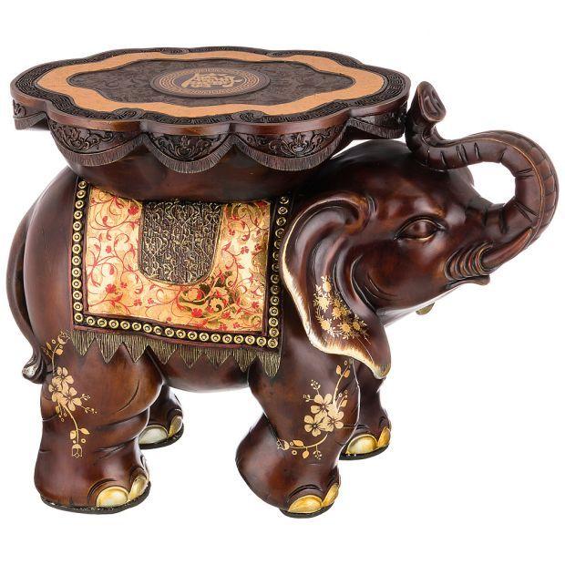 "Фигурка слон ""поддержка и процветание"" 56*33*46 см (кор=1шт.)-114-408"