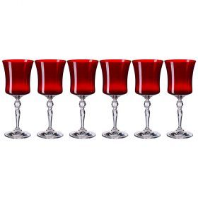 Набор бокалов для вина из 6 штук