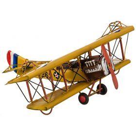 Фигурка самолет 28*33*10 см.