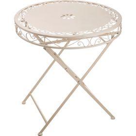 Стол диаметр=70 см, высота=72 см-123-202