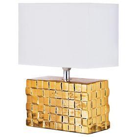 Светильник настольный с абажуром 31*23*13 см-134-154