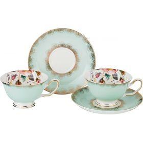 Чайный набор на 2 персоны 4 пр. 200 мл.-275-897