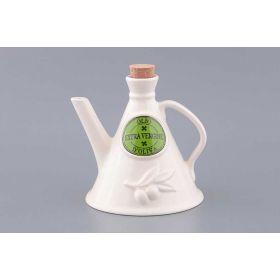 Бутылка для масла кремовая 500 мл.-612-248