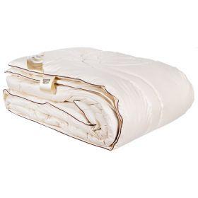 Одеяло восточная сказка 142*205 см верх: сатин-100% хлопок, наполнитель:80% верблюжий пух/20% силик