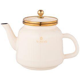 Чайник agness эмалированный, серия тюдор 1,0л-950-322