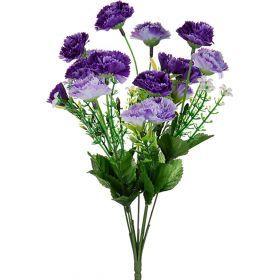 Цветок искусственный высота=33 см.100% полиэстр-23-329
