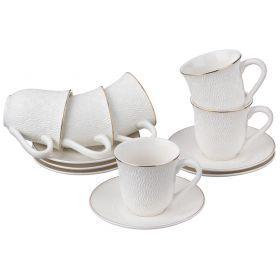 Кофейный набор на 6 персон 12пр. 100мл