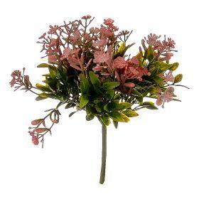 Цветок искусственный высота=15 см. (мал=48шт./кор=576шт.)-111-240