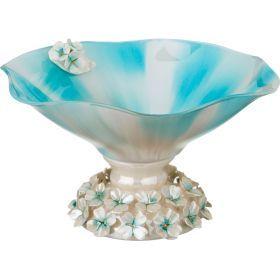 Декоративная чаша диаметр=22 см. высота=13 см.-316-1054