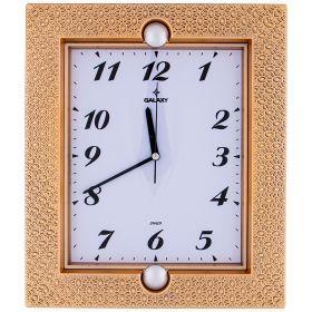 Часы настенные кварцевые  29,5*34,5 см размер циферблата 19,9*24,9 см-207-411
