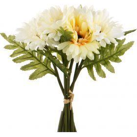 Букет из искусственных цветов высота=27 см.(мал-24/кор=288шт.)-23-508