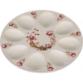 Тарелка для яиц. диаметр=20 см.-388-363