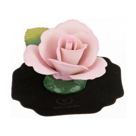 Сувенир роза 10*6 см.высота=8 см.
