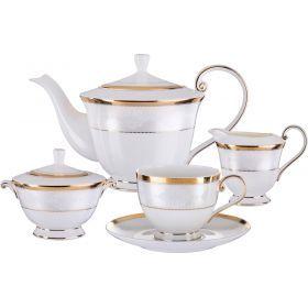 Чайный сервиз на 6 персон 15 пр. 800/200/150/200 мл.-264-767