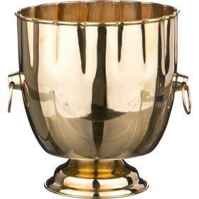 Ведро для шампанского латунь, высота= 19 cm, 2500 мл-878-016