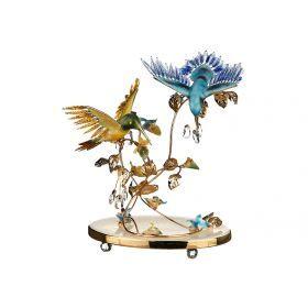 Изделие декоративное колибри высота=51 см.