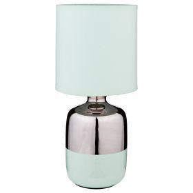 Светильник с абажуром высота=32 см. диаметр=16 см.-139-197