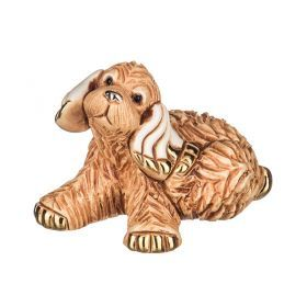 Статуэтка декоративная собака 8*6 см.высота=6 см.