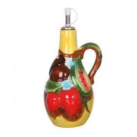 Бутылка для масла/уксуса 500 мл.высота=23 см.-490-056