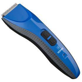 Триммер для волос и бороды hottek ht-964-004, цвет синий-964-004