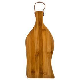 Доска разделочная agness 38*16*1,5 см. бамбук (кор=12шт.)-897-064