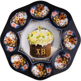 Тарелка для яиц диаметр=25,5 см. без упаковки-33-098
