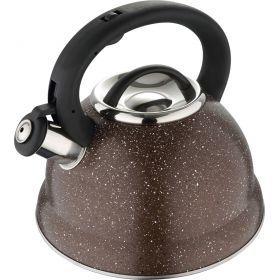 Чайник со свистком 3,0 л. индукционное капсульное дно-937-609