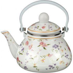 Чайник эмалированный с фильтром из нжс 1,3 л.-934-335