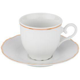 Чайный набор на 1 персону 2 пр.