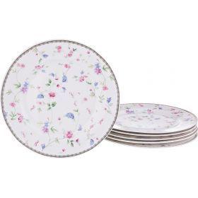 Набор подстановочных тарелок из 6 шт. диаметр=25 см.-274-854
