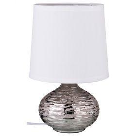 Светильник+абажур высота=25 см. диаметр=15 см.-139-193