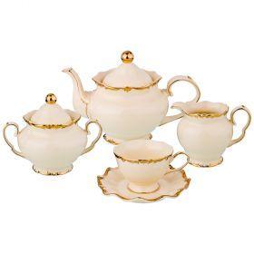 Чайный набор на 6 персон, 15 пр., 1150/380/300/220 мл. (кор=2набор.)-84-974