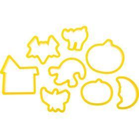 Набор форм для приготовления печенья из 8 шт.11*10 см.-710-335