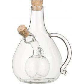 Бутылка для масла/уксуса 12*10*16 см.50 /490 мл.-273-143