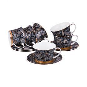 Кофейный набор на 6 персон 12 пр. 150 мл.-760-601