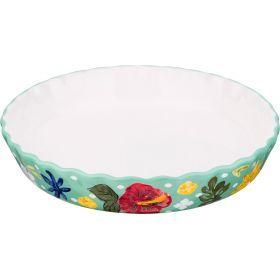 Блюдо для запекания диаметр=27 см. высота=5 см.-536-204