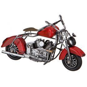Фигурка мотоцикл 21*7*11,5 см.