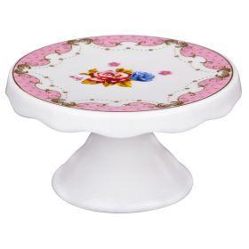 Блюдо для пироженных диаметр=10см.-389-375