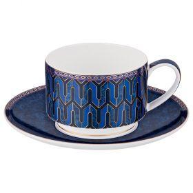 Чайный набор на 1 персону 2 пр. 250 мл-264-857