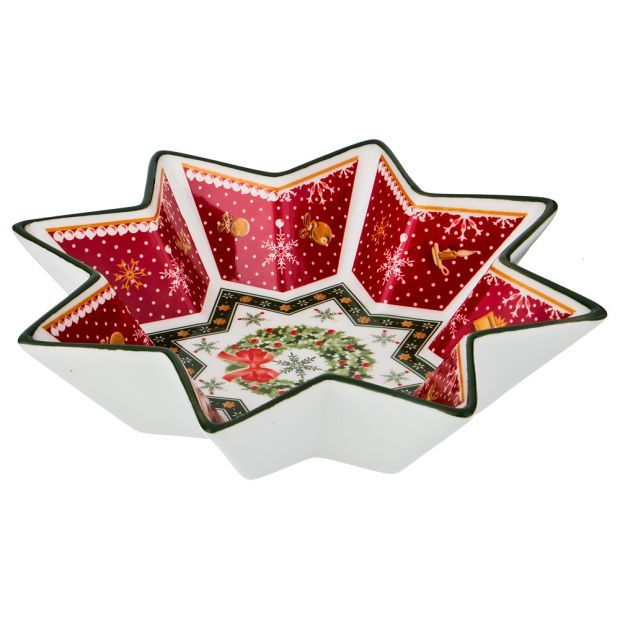 "Салатник ""christmas collection"" диаметр=17 см (кор=36шт.)-586-400"